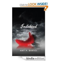 INDEBTED: THE PREMONITION SERIES NOW AVAILABLE FOR KINDLE