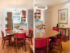 Monte uma sala de jantar por menos de R$ 2500