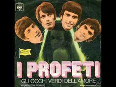 I Profeti - Gli Occhi Verdi Dell'Amore (1968)