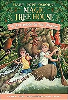 Magic Tree House. Af