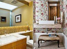 Dúvidas com as #cores do #banheiro ou #lavabo?