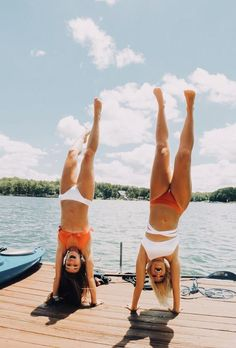 Pin by avery on sleepover ideas bff pictures, friend pictures, summer Cute Friend Pictures, Friend Photos, Bff Pics, Cheer Pics, Shooting Photo Amis, Best Friend Fotos, Shotting Photo, Lake Pictures, Lake Pics