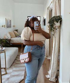 Fat Girl Fashion, Curvy Fashion, Look Fashion, Plus Size Fashion, Fashion Outfits, Thick Girls Outfits, Curvy Girl Outfits, Cute Casual Outfits, Plus Size Outfits