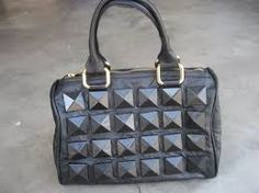 1ef9fbdc7526 Novella Royale, Studs And Spikes, Studded Purse, Recycled Leather, Purse  Wallet,