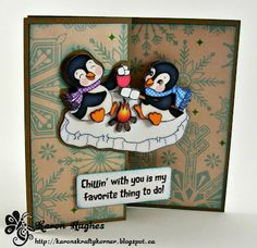 Card by Karon Huges  - at Imagine That! Digis by Kris™