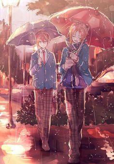 Character Art, Character Design, Persona 5 Joker, Rainbow Light, Star Wallpaper, Another Anime, Bishounen, Ensemble Stars, Anime Scenery