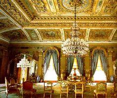 Dolmabahçe Palace, İstanbul, Turkey