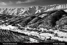 Kurdistan's Mountains in Winter by Khaled Esmaili on 500px