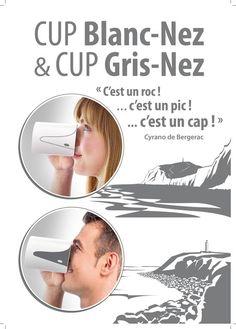 Retrouvez Cup Gris-Nez et Cup Blanc-Nez à -Autres Caps- 1131 Rue Principale à Beuvrequen...