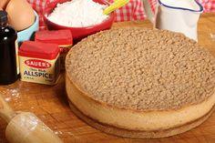 Pumpkin Struesel Cheesecake