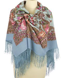 Russian shawls and scarves - page 2 | RusClothing.com