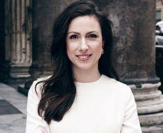 New photos of Princess Viktória de Bourbon de Parme for a magazine shoot.