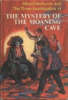 I loved reading The Three Investigators books when I was in 5th grade. I made a paper mache project for a book report in 5th grade of the cave and I had a skull from a birthday cake of my dad's from the past fall-as he birthday is near Halloween. I got an A on that project and it was displayed in the library-a very proud moment for me! :)