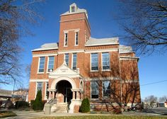 Fremont County Courthouse (Sidney, Iowa)