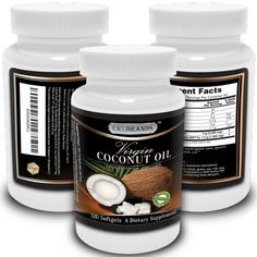 Get 50% OFF for every bottle of Pure Goodness and Health Benefits of Virgin Coconut Oil in every softgel capsule. Visit: http://www.amazon.com/gp/product/B00DCIUZG