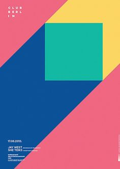 ARGENTINA: POSTER DESIGN: HORACIO LORENTE Find Horacio and MP on Twitter here and here. — Designspiration