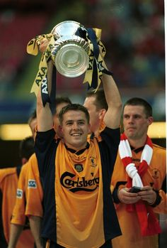 getty images fa cup 2001 liverpool - Google Search