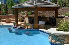 Beautiful Home Outdoor Swimming Pool On A Budget Ideas 72