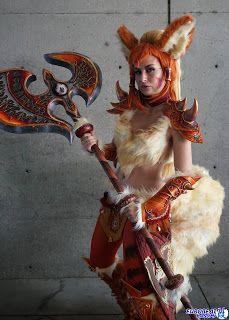 Cosplay Feature: Meisha Mock's Arcanine!