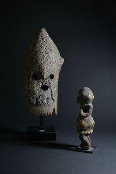 sha mask,nigeria.mambila figure,nigeria