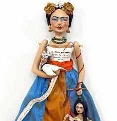 """Three Fridas"" Print by Christine Alvarado of Du Buh Du Designs"