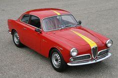 AlfaRomeo Giulietta Corsa 1960