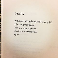 """Fra """"Kunsten å somle"""" av Hans Sande."""