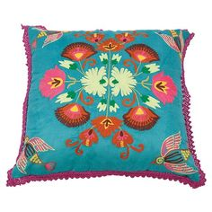 Padmini Pillow from the Karma Living event at Joss and Main!