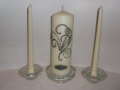 Unity Pillar Blessed candle
