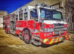 San Antonio (TX) Fire Dept. Engine 19 at station 28