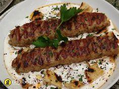 Το Άντανα κεμπάπ θα σας ενθουσιάσει με την υπέροχηκαυτερή του επίγευσηπου την σβήνει απαλά το γιαούρτι. Kebab Recipes, Greek Recipes, Ethnic, Food And Drink, Foods, Drinks, Diy, Food Food, Drinking
