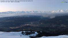 Der Winter kommt nach Südtirol