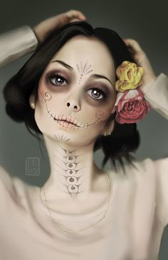 Catrina 2015 on Behance