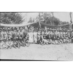07/1919 LOS EXPLORADORES DE ESPAÑA EN TÁNGER. LAS AUTORIDADES Y REPRESENTANTES DE LOS CONSEJOS DE ESPAÑA CON LOS BOY-SCOUTS DESPUÉS DEL SOLEMNE ACTO DE LA PROMESA: Descarga y compra fotografías históricas en | abcfoto.abc.es