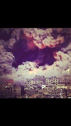 : #غزة يا مدينة الشهداء يا شماتة الاعداء يا خذلان الاصدقاء يآ نصراً من رب السماء   #AJAGAZA #غزة_تقاوم pic.twitter.com/3IHxnsvhga