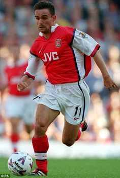 Marc Overmars, enjoyed watching you play the beautiful game:) I remember this Dutch winger those days back in Ajax,Arsenal and Barcelona and De Oranje. Waaw!! what speed and ball control.