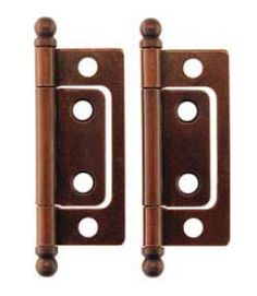 Shop for the Mission Cabinet Hinges by Antique Revelry and compare to other Cabinet Hinges. Non-mortise Mission style cabinet hinges with ball-tipped finials are a great fit for Arts & Crafts cabinet doors. Cabinet Door Hardware, Hardware Pulls, Antique Hardware, Cabinet Doors, Inset Cabinets, Hinges For Cabinets, Antique Cabinets, Kitchen Cabinets, Inset Hinges
