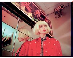 Yen 65 Fashion: Chinatown. Photos: Frenchy. Fashion: Nicki Colbran. Hair: Joel Babicci. Make-up: Peter Beard. Model: Kelsey Gerry (Priscillas).