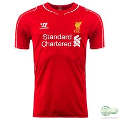Liverpool - Hjemmedrakt 2014/15 Polo Shirt, T Shirt, Liverpool, Polo Ralph Lauren, Mens Tops, Fashion, Polos, Tee, Moda