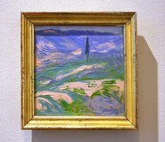 Claude Monet, Acrylics, Finland, Mona Lisa, Artists, Painting, Inspiration, Decor, Art