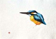 """Kingfisher"" by Karl Martens."