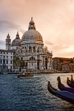 Veneto - Venezia, basilica di Santa Maria della Salute