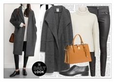 """""""The Daily Look #1"""" by alinnas ❤ liked on Polyvore featuring H&M, Topshop, Zara, Jenni Kayne, Miu Miu and thedailylook"""