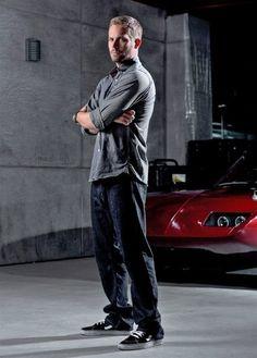 Paul Walker as Brian O'Conner