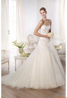 Wedding Dresses Pronovias Oberti 2014