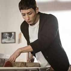 Lee Hyuk, Lee Soo, Hot Actors, Korean Actors, Korean Drama, Male Models, Kdrama, Handsome, Carpenter