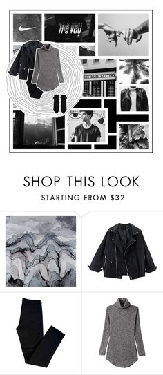 """""""O9 // Dark Horse"""" by b-o-y-s ❤ liked on Polyvore featuring WALL, J Brand and Yves Saint Laurent"""