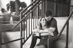 This is one of of the last shots of the night from our engagement session with Amanda and Beau. Usually at that point everyone is loosened up and forgetful about the camera in their face. It is amazing how many great photos come from the last 10 minutes.
