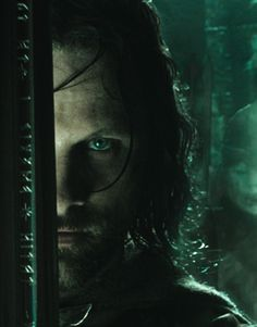 """""""I am Andúril who was Narsil, the sword of Elendil. Let the thralls of Mordor flee me."""" *shivers*"""