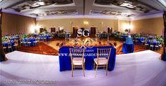 Indian Wedding decorator, Hilton Buena Vista Orlando Florida, Suhaag Garden, Florida wedding decorator, wedding reception, reception stage, sweetheart table